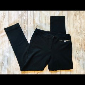 Nine West- Black Slacks